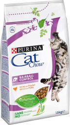 Nestle PURINA CAT CHOW 1.5kg HAIRBALL
