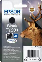 Epson Tusz T1301, black, 25.4ml (C13T13014012)