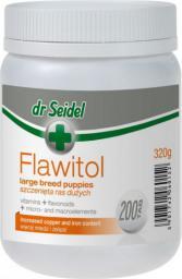 Dr Seidel FLAWITOL 200tabl. SZCZENIĘTA RAS DUŻYCH