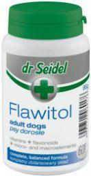 Dr Seidel FLAWITOL 60tabl. DOROSŁY PIES