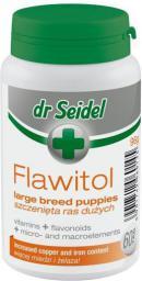 Dr Seidel FLAWITOL 60tabl. SZCZENIAKI DUŻYCH RAS
