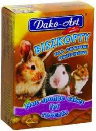 Dako-Art BISZKOPTY GRYZOŃ ORZECH