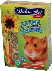 Dako-Art 500g VIT&MIX karma DLA CHOMIKA