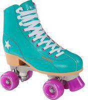 Hudora Wrotki Rolls Roller Disco Green/Purple r. 35 (13181)