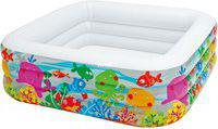 Intex Clearview Aquarium Pool 159cm x 159 x 50 cm (157471NP)
