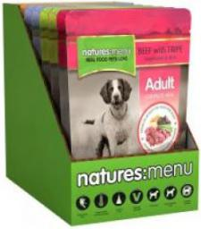 NATURES MENU  	 PIES PAKIET 8x300g