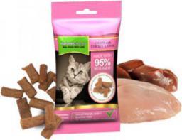 NATURES MENU   Cat Chicken and Liver Treats przysmaki z kurczakiem i wątróbką 60g