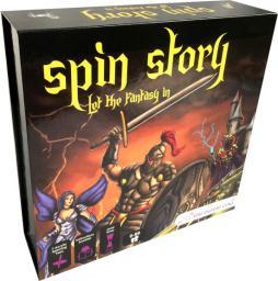 The Purple Cow Gra zręcznościowa Spin Story