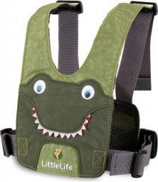 LittleLife Szelki bezpieczeństwa - Krokodyl (L13580)