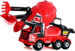 Mammoet Polesie Samochód-jeździk z kompletem narzędzi w worku (57082)