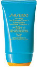 Shiseido VERY HIGH SUN PROTECTION FOR FACE SPF50 50ML