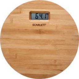 Waga łazienkowa Scarlett SC-BS33E061 Bamboo