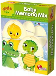 Lisciani Carotina Baby Memoria mix (304-58600)