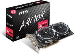 Karta graficzna MSI Radeon RX 580 Armor OC 8GB GDDR5 (RX 580 ARMOR 8G OC)