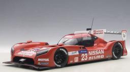Autoart Nissan GT-R Nismo #23 Pla/Mardenbough/Chilton Le Mans 2015 (composite model/2-door openings) (585628)