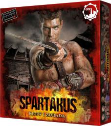 Games Factory Publishing Spartakus: Krew i zdrada (234562)