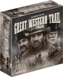 Lacerta Great Western Trail edycja polska 231892
