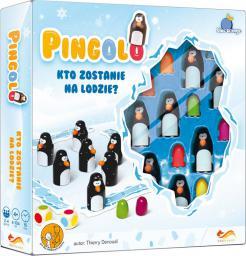 Foxgames Gra- Pingolo (231666)