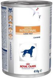 Royal Canin PIES 410g PUSZKA GASTRO INTESTINAL LOW FAT