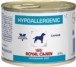 Royal Canin PIES 200g puszka HYPOALLERGENIC