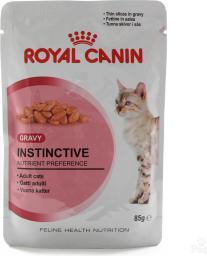 Royal Canin 85g sasz. sos INSTINCTIVE