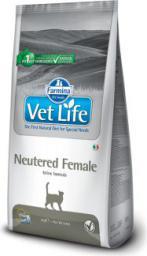 FARMINA PET FOODS Vet Life Cat Neutered Female dla kotek sterylizowanych 400g