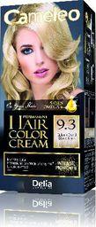Delia Cosmetics Cameleo HCC Farba permanentna Omega+ nr 9.3 Golden Blond  1op.