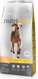NUTRILOVE Active Kurczak - 3kg