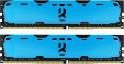 Pamięć GoodRam IRDM, DDR4, 8 GB,2400MHz, CL15 (IR-B2400D464L15S/8GDC          )