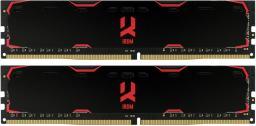 Pamięć GoodRam DDR4, 8 GB,2400MHz, CL15 (IR-2400D464L15S/8GDC           )