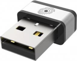 PQI Czytnik linii papilarnych  My Lockey Fingerprint,  USB Dongle (6F01-0000R1002)