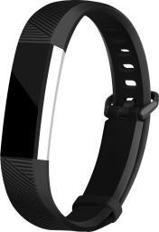 Smartband Fitbit Alta HR S czarny (FB408SBKS-EU)