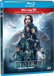 Film Łotr 1. Gwiezdne wojny – historie 3D (3BD)