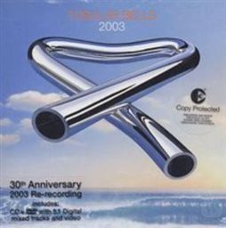 POP OLDFIELD, MIKE TUBULAR BELLS 2003 (CD + DVD)