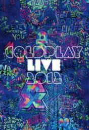 ROCK COLDPLAY LIVE 2012 (DVD+CD) - LIMITED