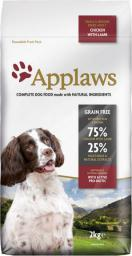 APPLAWS  PIES SUCHY 2kg JAGNIE SMALL/MED
