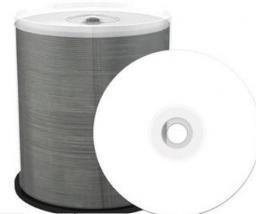 Traxdata Płyta  DVD-R,  4.7GB,  16X,  biały, ink jet, 100 sztuk  (907C1016XGPRO)