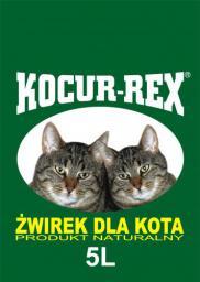 KOCUREX R&W KOCUR-REX 5l (GRUBY) ZIELONY
