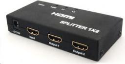 PremiumCord Splitter HDMI, 1x2 (khsplit2b)