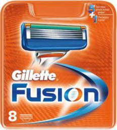 Gillette Fusion  wkłady do maszynki do golenia 8szt