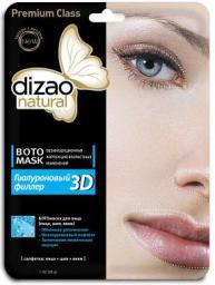 """Dizao Premium Class Maseczka BOTO 1-etapowa. """"3D Wypełniacz Hialuronowy"""" 28g"""