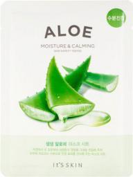 ITS SKIN Łagodząca maseczka do twarzy w płachcie   The Fresh Mask Sheet Aloe 18g