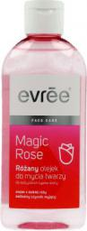 Evree Magic Rose Olejek do mycia twarzy różany  200ml
