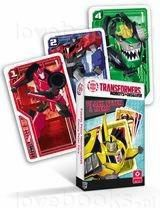Cartamundi Czarny Piotruś & Memo Transformers - GXP-588006