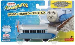 Fisher Price Tomek i Przyjaciele Duża lokomotywa, Hugo (GXP-587247)