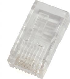 MicroConnect Wtyczka, RJ45,  MP8P8C,  CAT5e, 10 sztuk  (KON503-10)