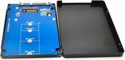 """Kieszeń MicroStorage M.2 do 2.5"""" SATA (MSNX1001B)"""