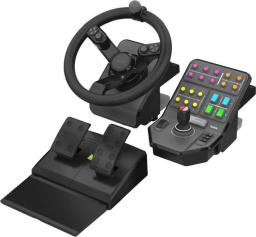 Logitech G Heavy Equipment Bundle Farm Sim Controller (945-000007)