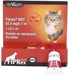 Vet Agro Fiprex Kot 0.7ml