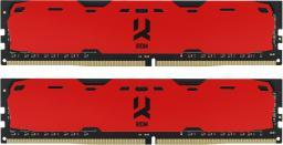 Pamięć GoodRam IRDM, DDR4, 8 GB,2400MHz, CL15 (IR-R2400D464L15S/8GDC          )
